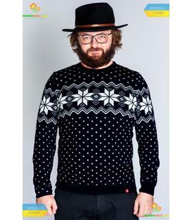 Чоловічий в'язаний светр (мод.63).
