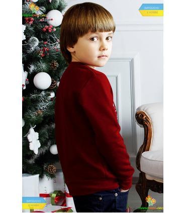 Дитячий світшот Різдвяний-1 (мод.3).