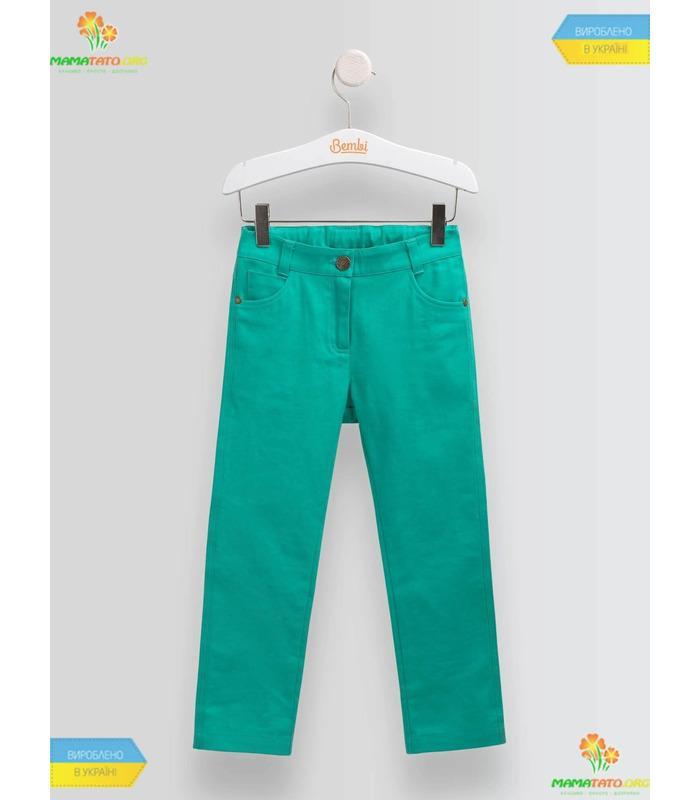 Штани для дівчинки (ШР498)