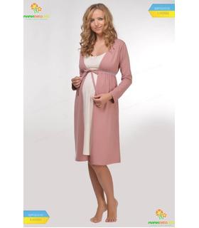 """Халат для вагітних і годуючих мам """"Mellow Rose""""."""