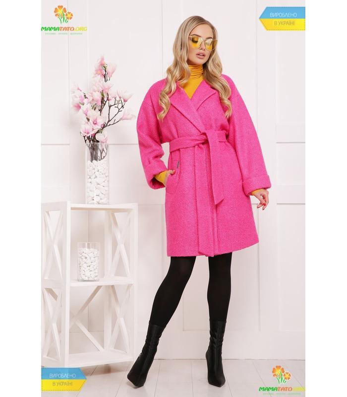 Пальто однотонное (мод.П-300-90)