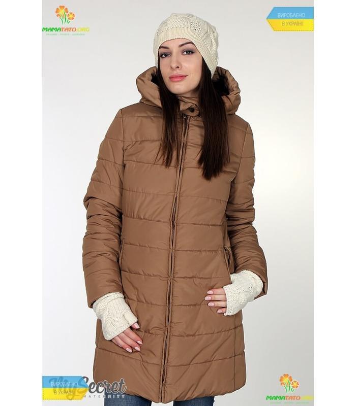 Дуже тепле зимове пальто Нева.