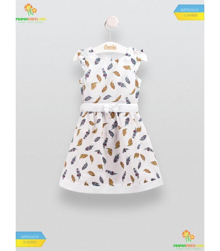Детское платье Анюта (ПЛ210)