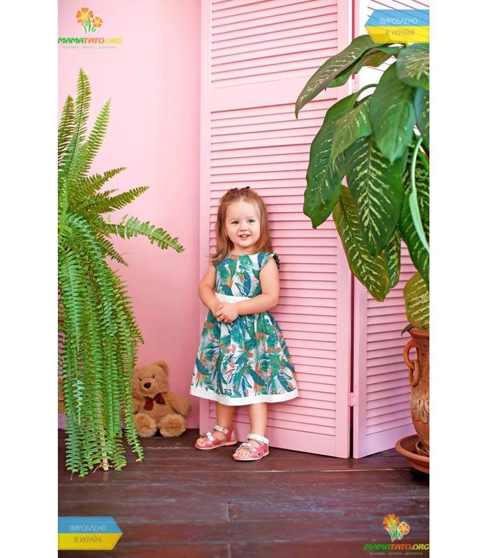 Детское платье Анюта 2 (ПЛ210)