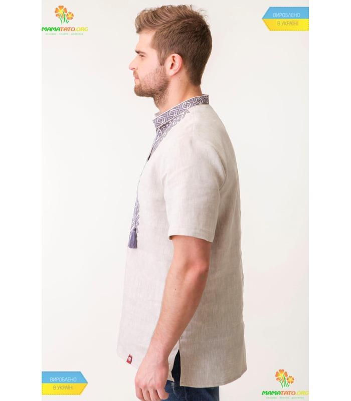 Мужская вышиванка (мод.7004)