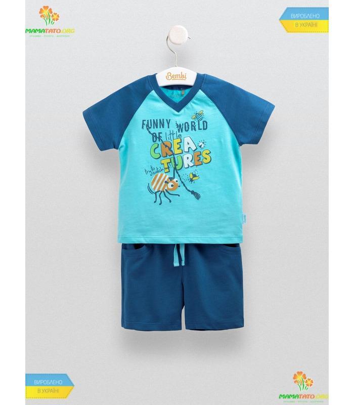 Дитячий костюм Літо (КС553) LB, дитячі костюми