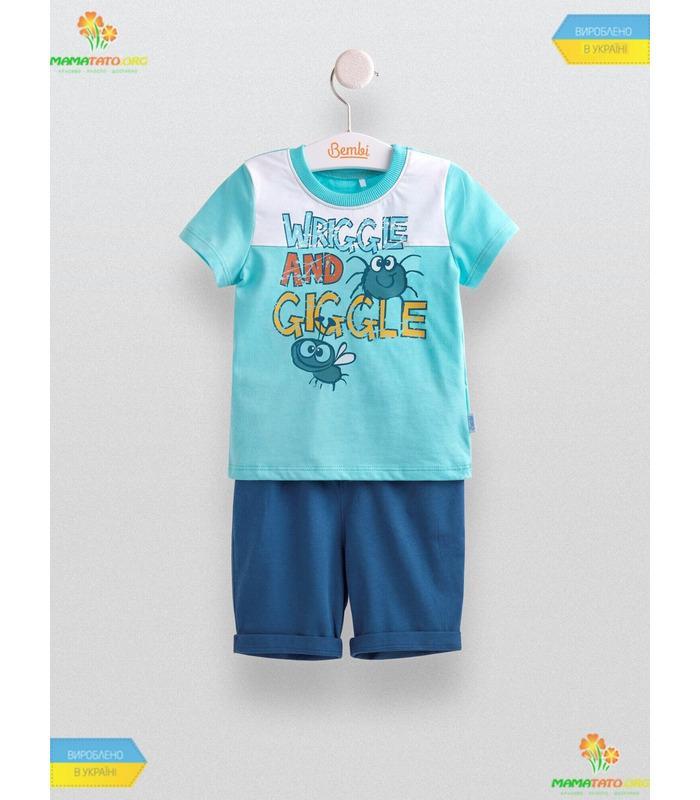Костюм для мальчика КС552, детский костюм