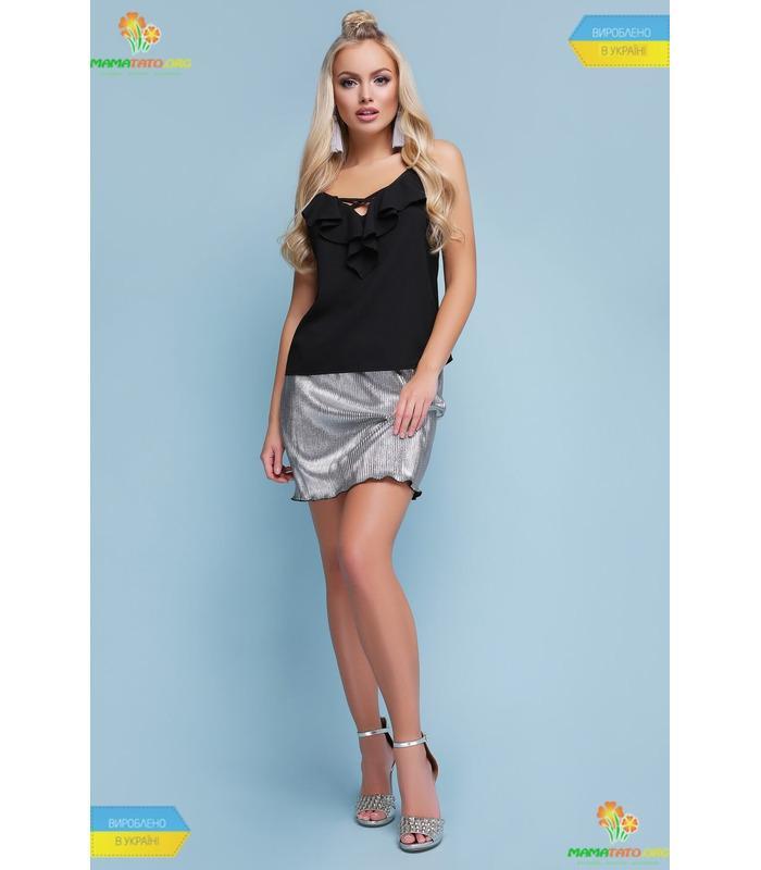 Юбка Плиссе короткая LM, короткие юбки