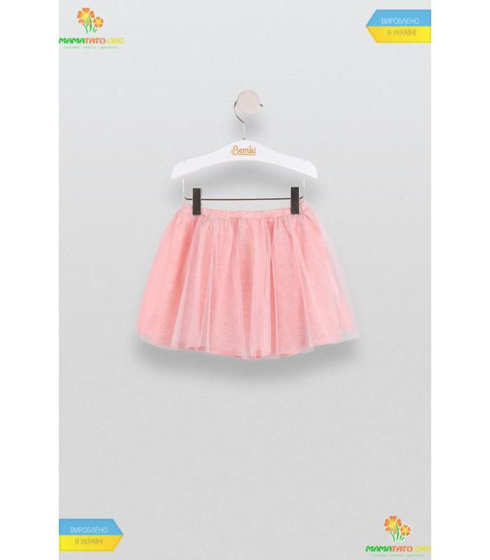Детская юбка ЮБ74,юбочка из фатина