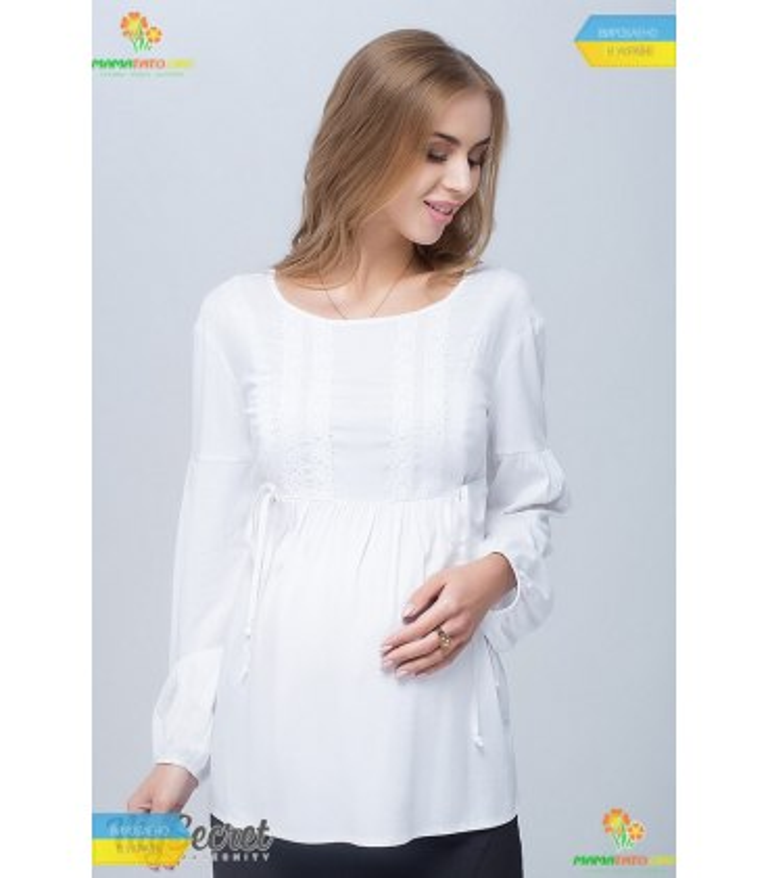 Блуза для вагітних та годуючих Даяна