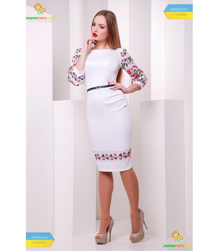 Сукня з принтом Андора ПК-WH