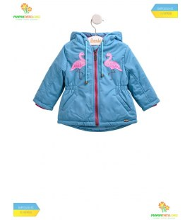 Детская куртка Фламинго КТ168 BB