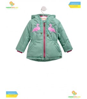 Детская куртка Фламинго КТ168 GR