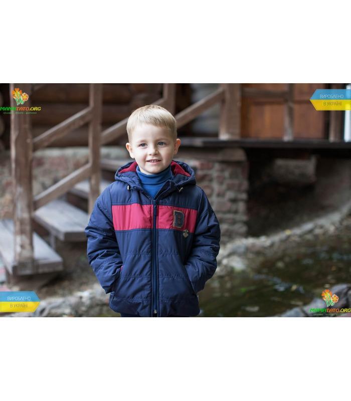 Детская куртка Спортсмен КТ170 BB