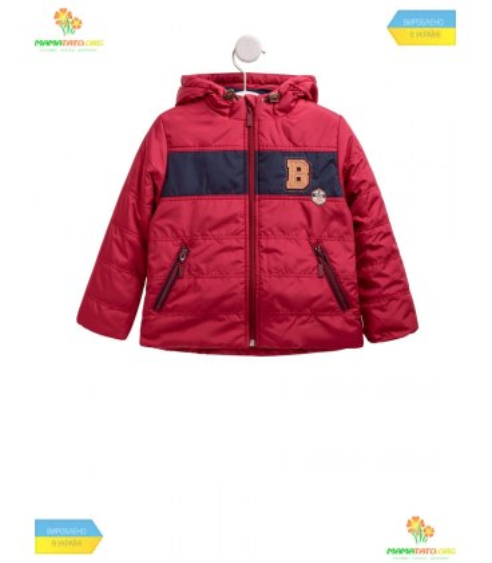 Детская куртка Спортсмен КТ170 RE