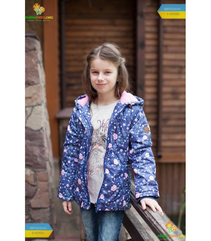 Детская куртка Юляся КТ166 BB