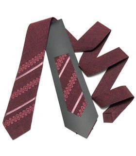 Вишита краватка 758