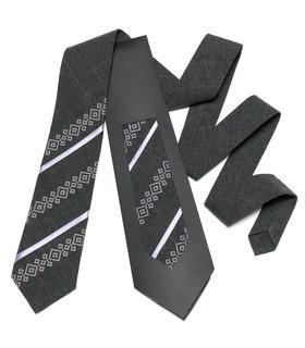 Вишита краватка 757
