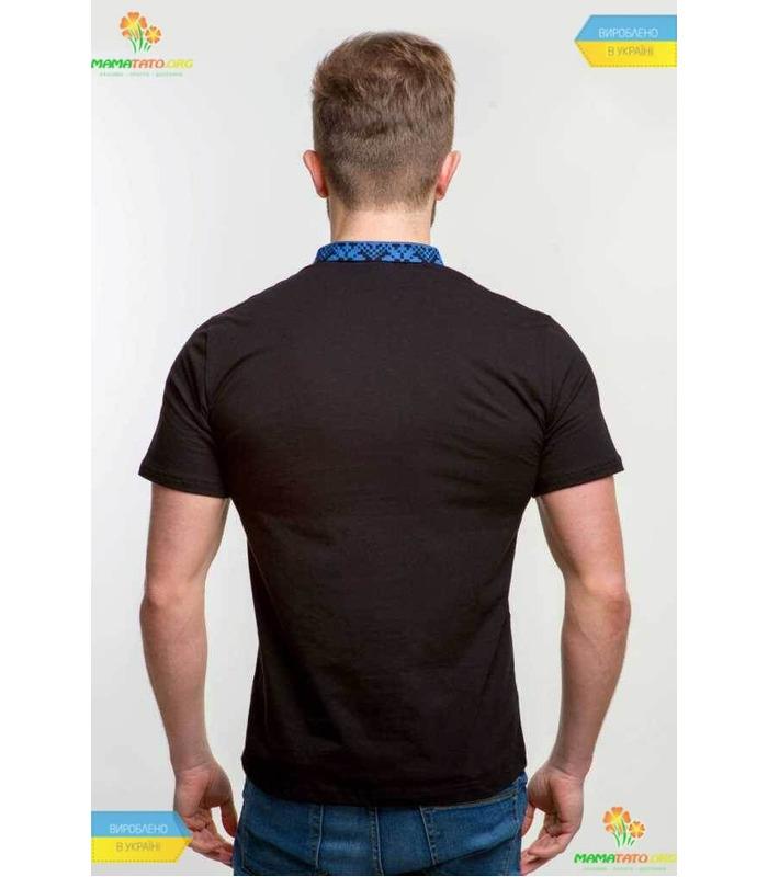 Чоловіча вишита футболка (059).