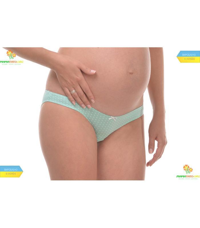 Низькі труси для вагітних м.517 MO