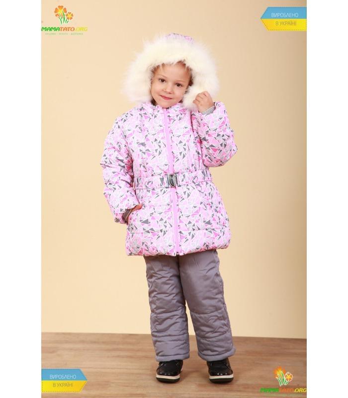 Дитячий зимовий костюм КС561 RO