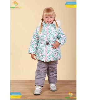 Дитячий зимовий костюм КС561 BI