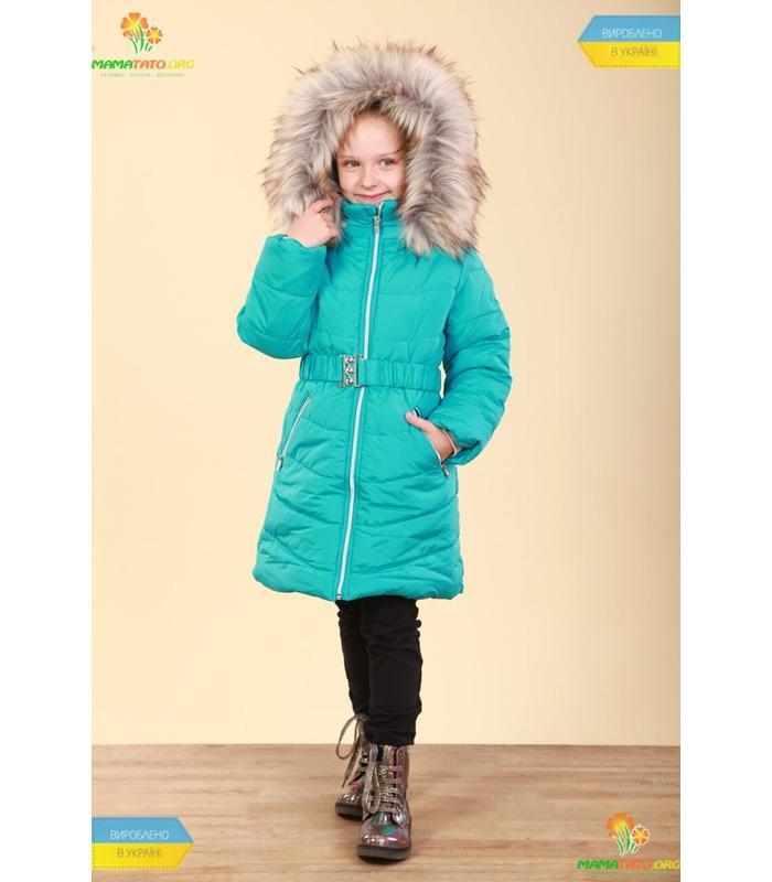 Детская зимняя куртка КТ175 BI