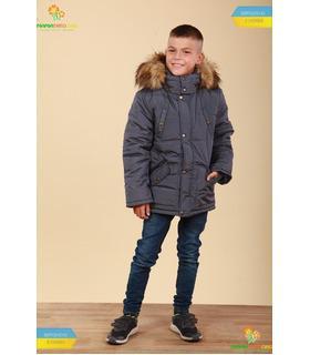 Дитяча зимова куртка КТ176 SI