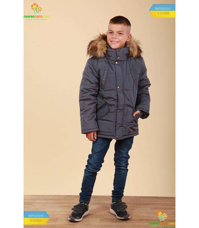 Детская зимняя куртка КТ176 SI