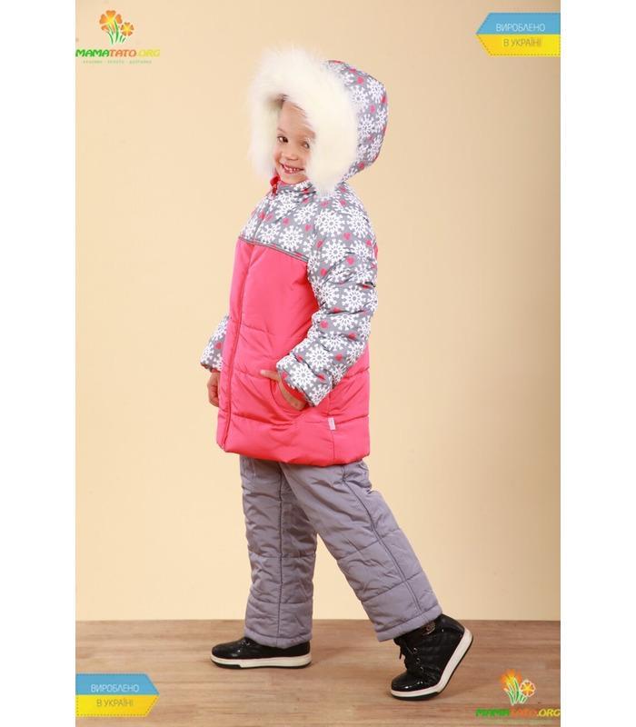 Дитячий зимовий костюм КС562 CO