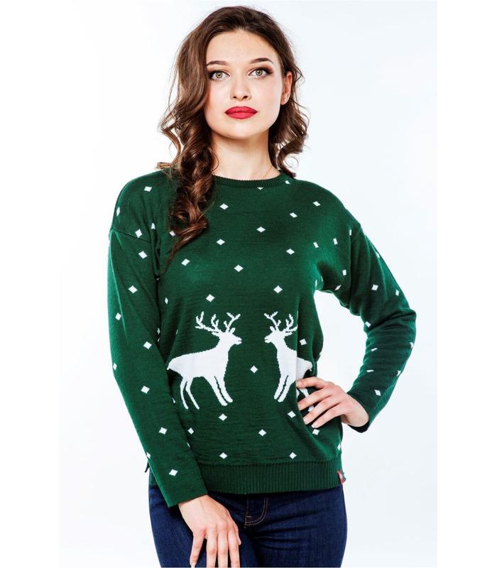 В'язаний светр мод.73