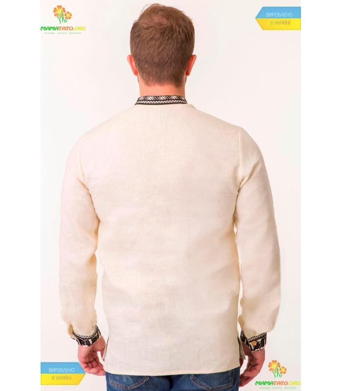 Мужская вышиванка (мод.7002)