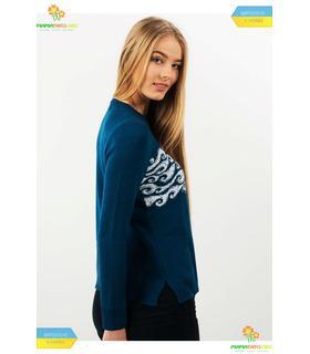 В'язаний светр мод.06