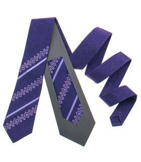 Вишита краватка 797