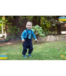 """Полукомбинезон """"Ням-ням"""" ПК154 BB"""