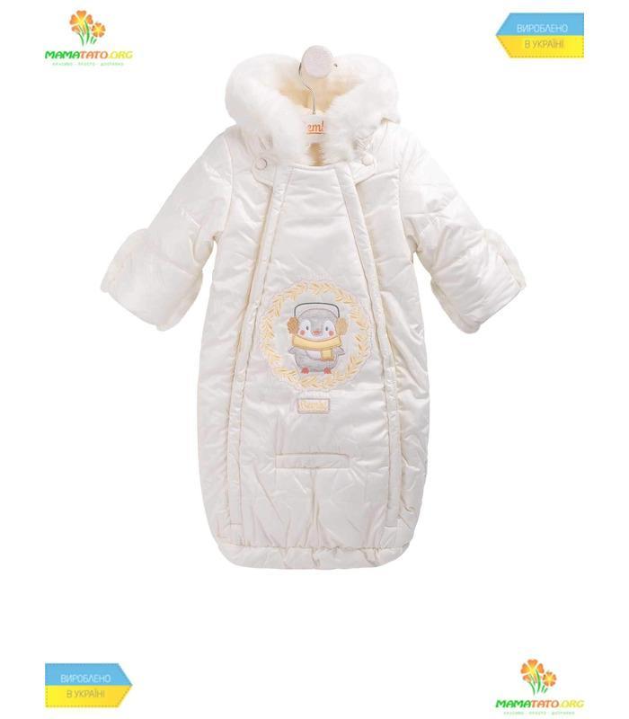 Детский зимний конверт КВ33 MI