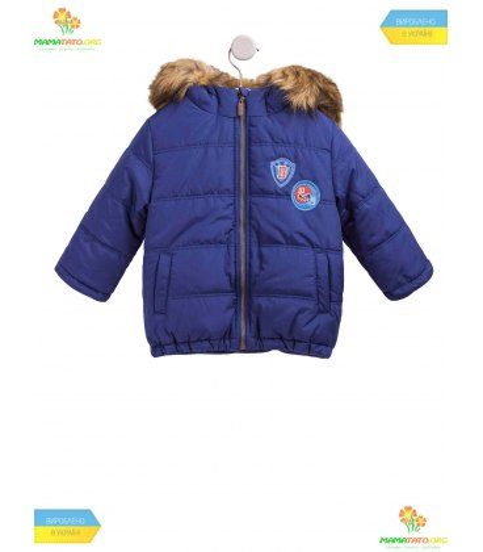 Дитяча зимова куртка КТ177 BB