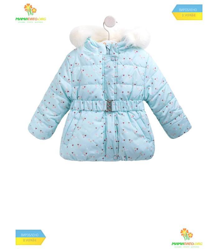 Детская зимняя куртка КТ173 BI