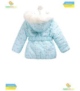 Дитяча зимова куртка КТ173 BI