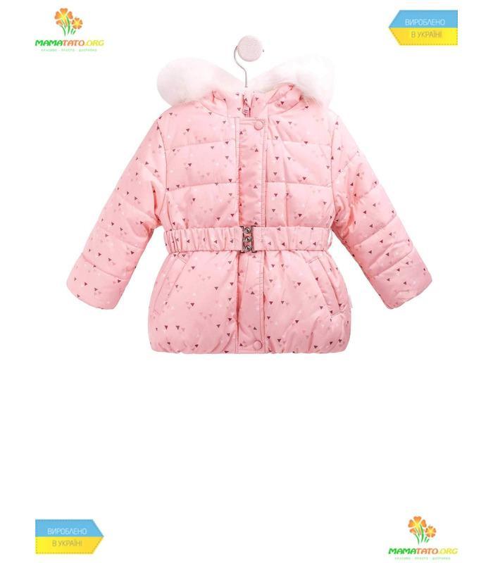 Детская зимняя куртка КТ173 RO