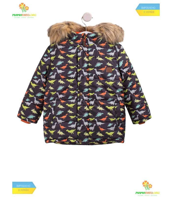 Дитяча зимова куртка КТ178
