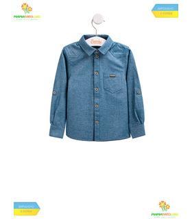 Детская теплая рубашка РБ95 BI