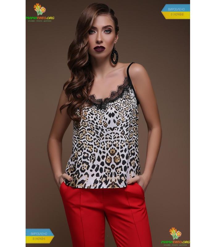 Майка Вікторія-1 Леопард