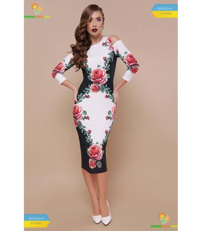 Сукня Ліла Троянди