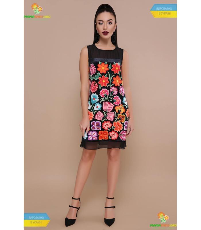 Платье Эдита Цветочная Феерия