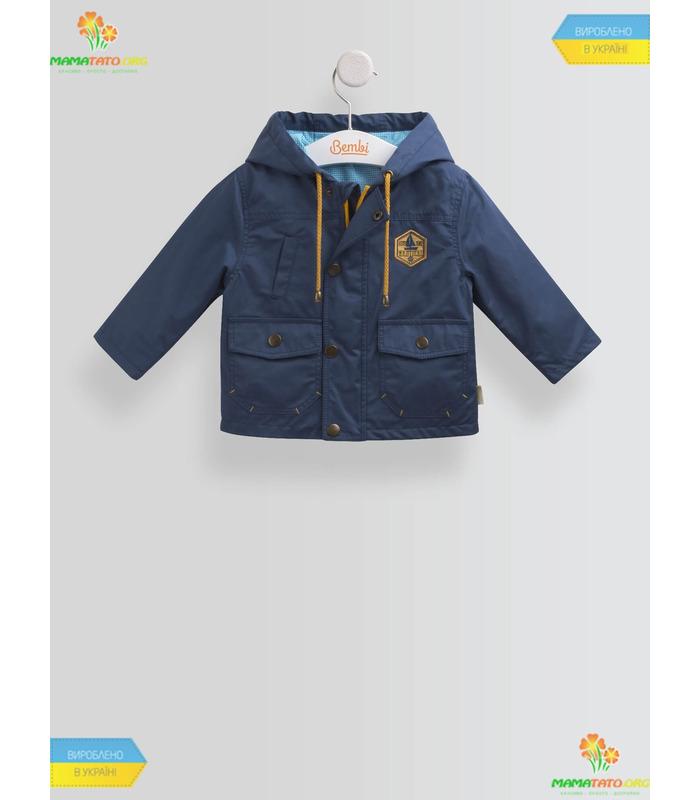 """Куртка """"Досвідчений моряк"""" (КТ162)"""