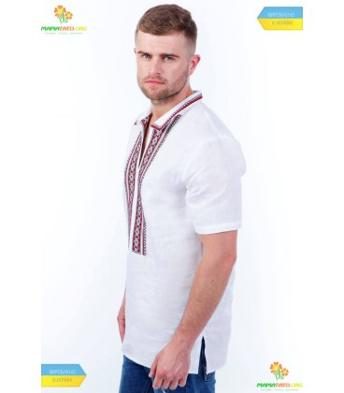Мужская вышиванка мод.7009