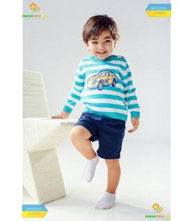 Дитячий светр Віллі КХ719 BI
