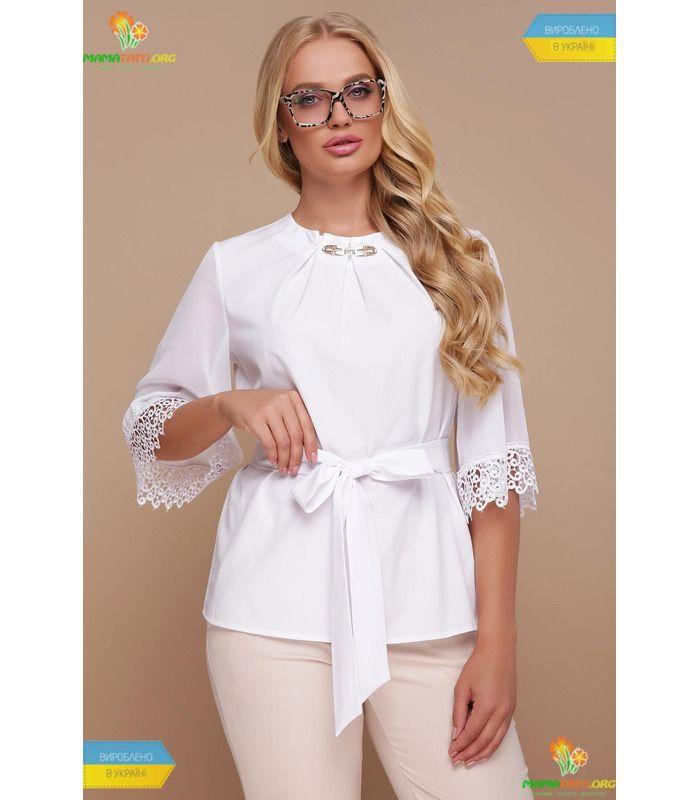 Блуза Карла ПК WH