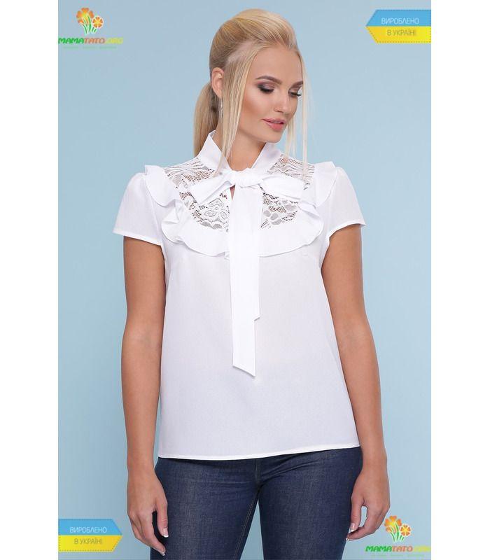 Блуза Федерика ПК WH